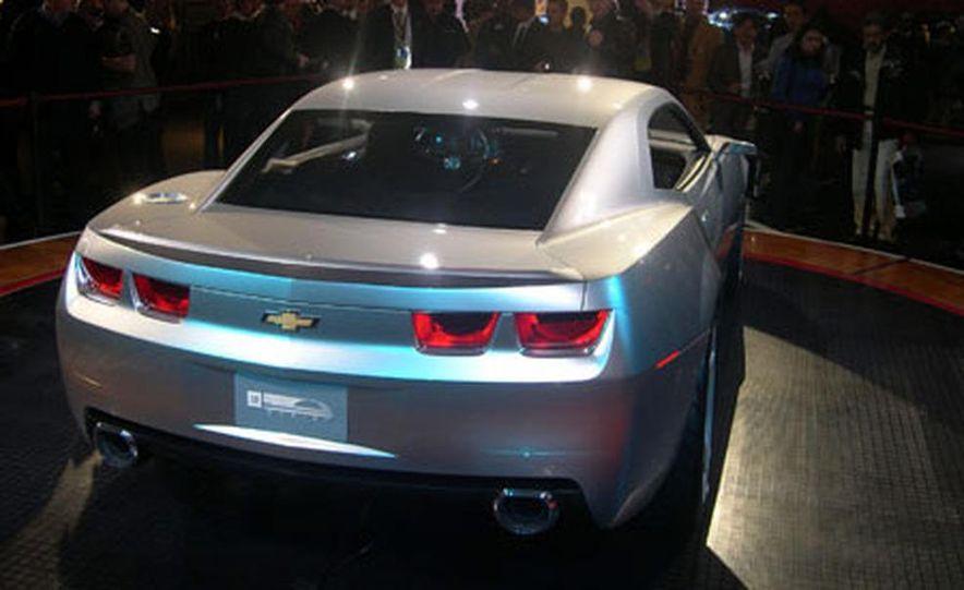 Chevrolet Camaro concept - Slide 18