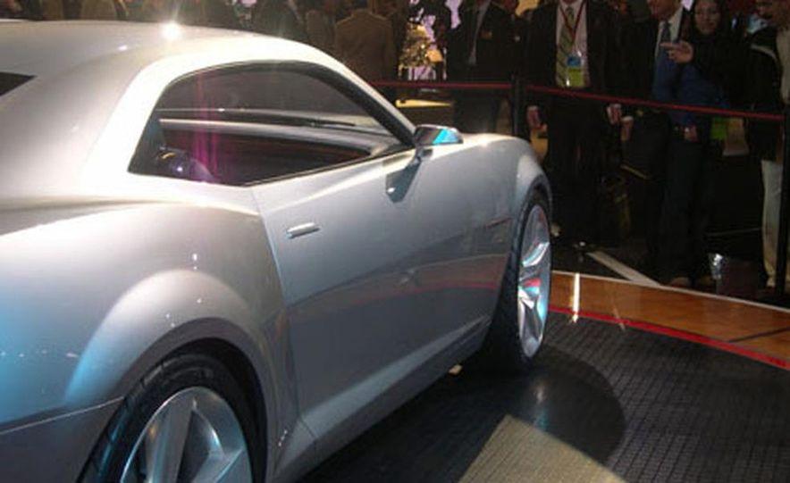 Chevrolet Camaro concept - Slide 20