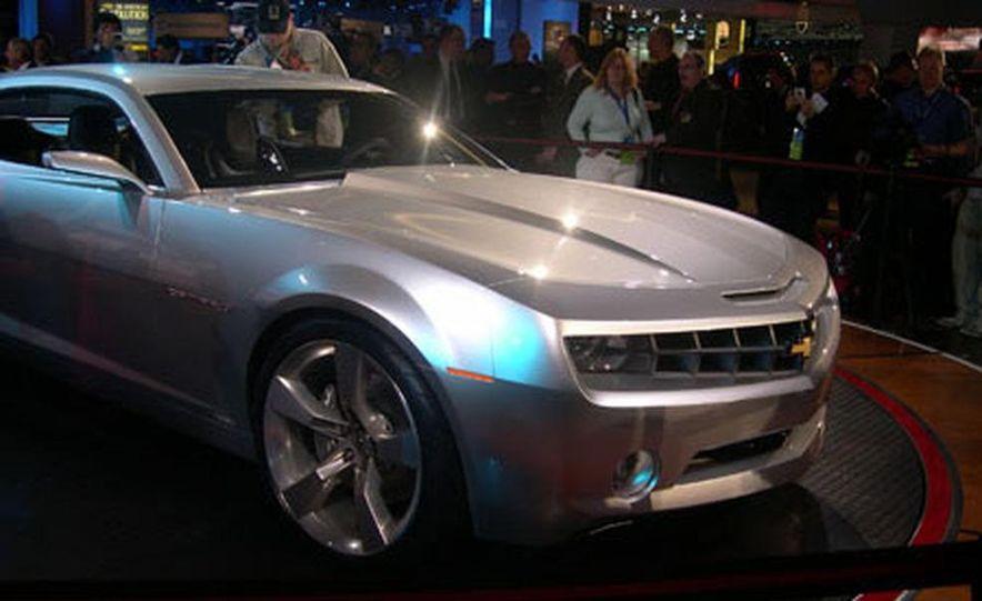 Chevrolet Camaro concept - Slide 21