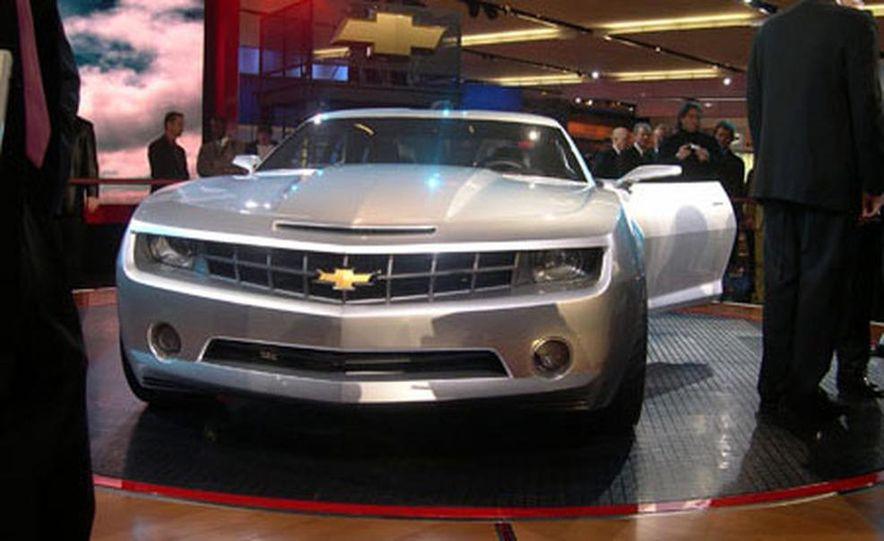 Chevrolet Camaro concept - Slide 23