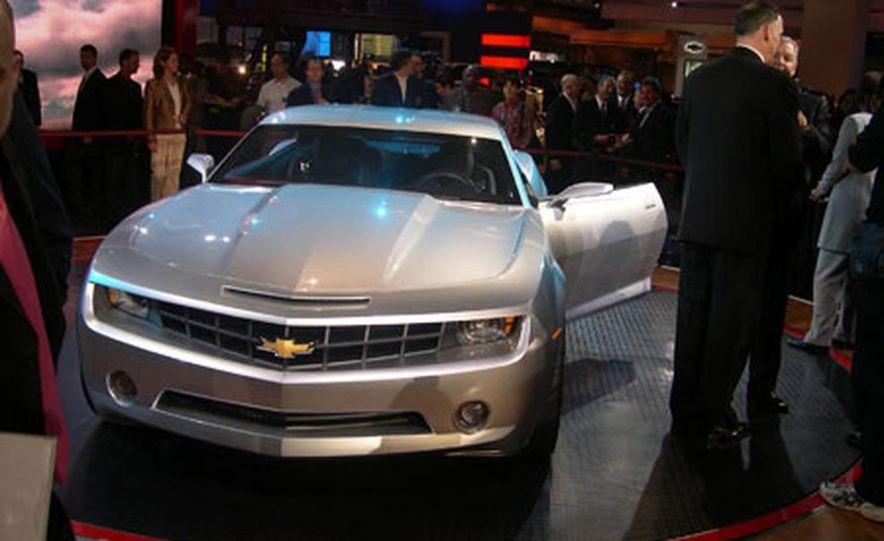 Chevrolet Camaro concept - Slide 24