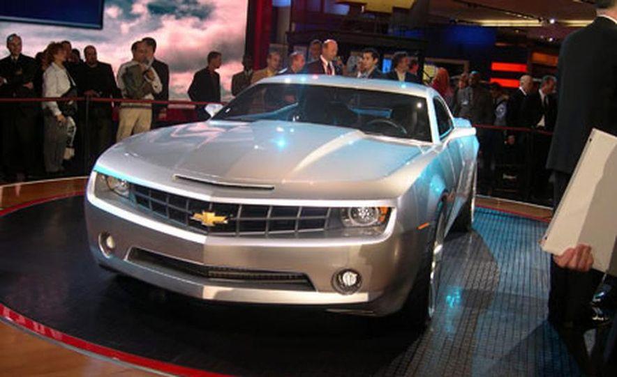 Chevrolet Camaro concept - Slide 25