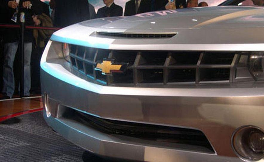 Chevrolet Camaro concept - Slide 27