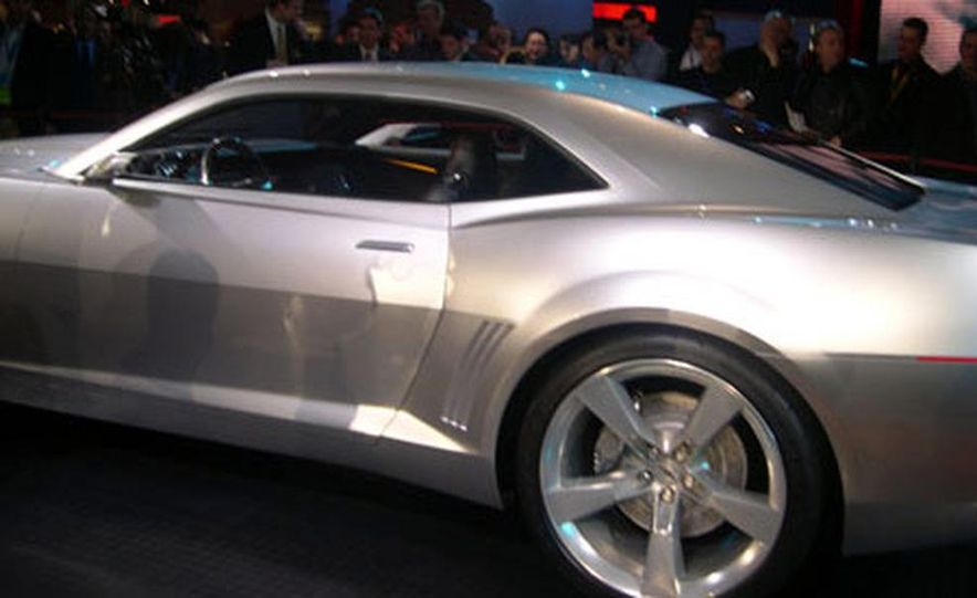 Chevrolet Camaro concept - Slide 29