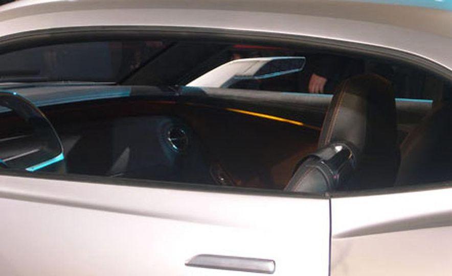 Chevrolet Camaro concept - Slide 30