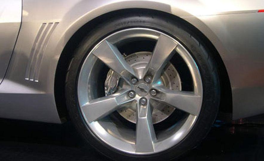 Chevrolet Camaro concept - Slide 31