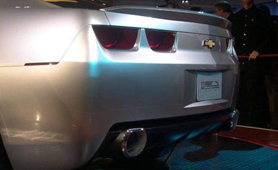 Chevrolet Camaro concept - Slide 32