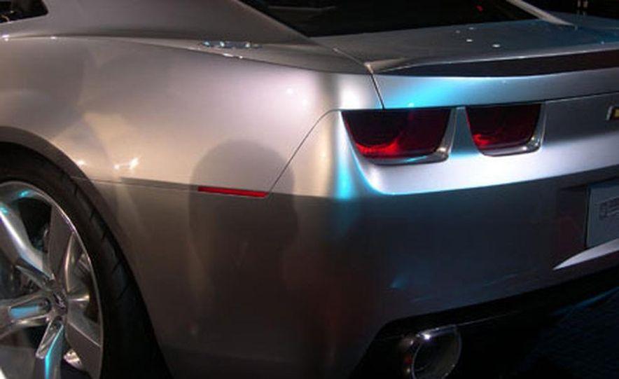 Chevrolet Camaro concept - Slide 33