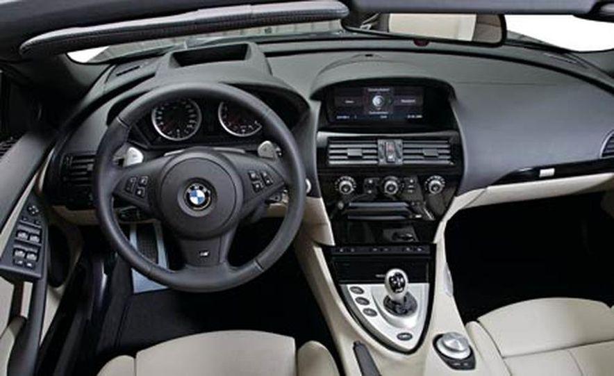2008 BMW M6 Cabriolet - Slide 19