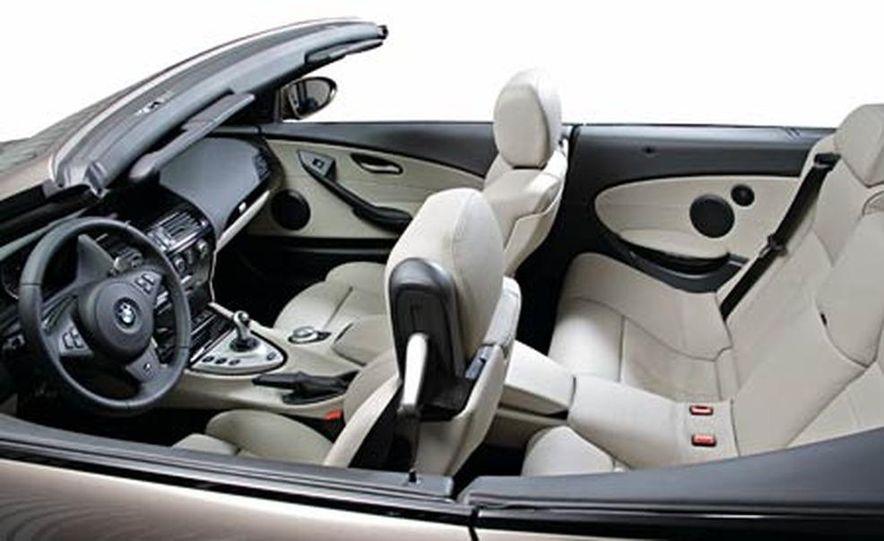 2008 BMW M6 Cabriolet - Slide 20