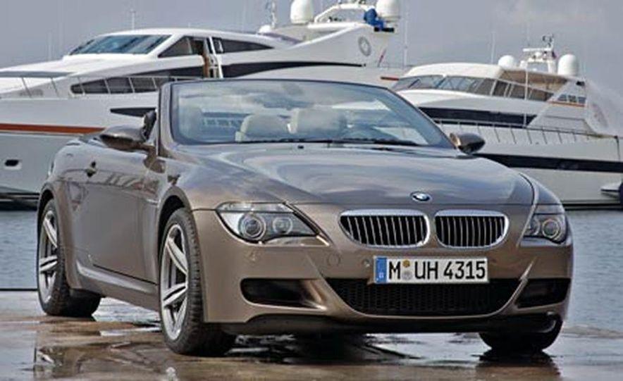 2008 BMW M6 Cabriolet - Slide 1