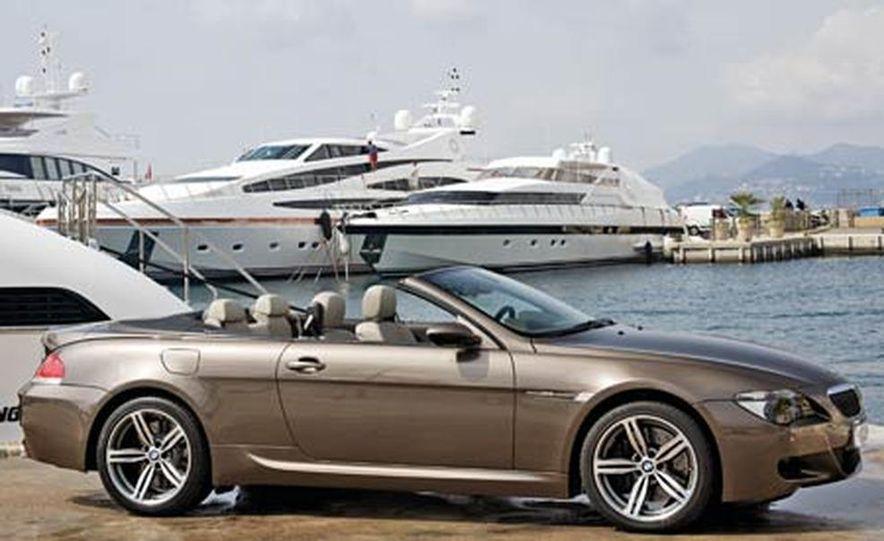 2008 BMW M6 Cabriolet - Slide 3