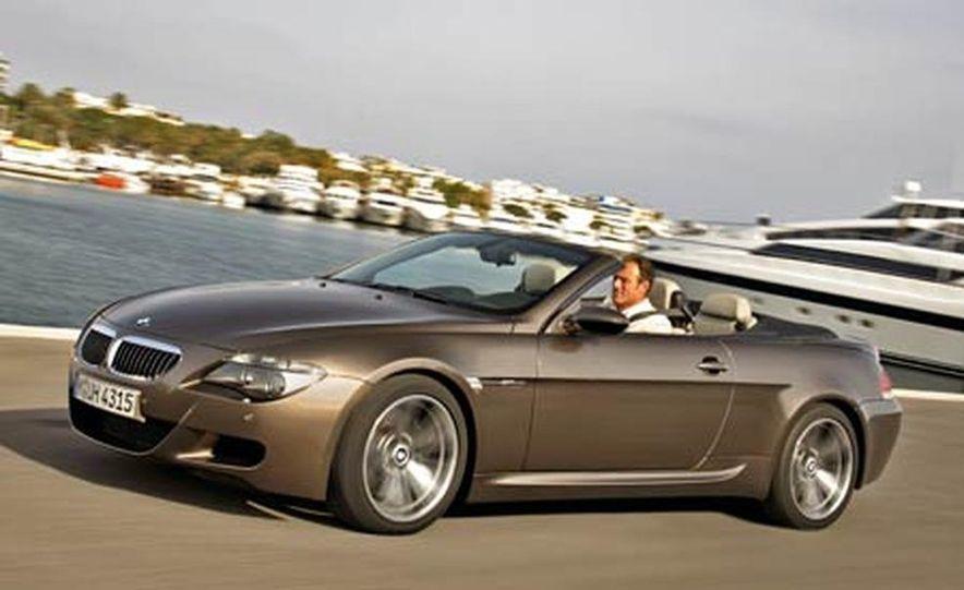 2008 BMW M6 Cabriolet - Slide 5