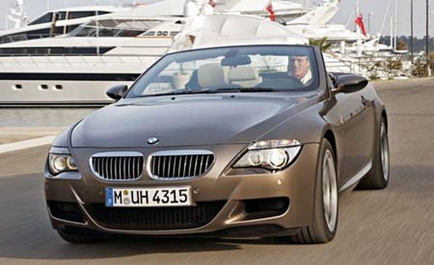 2008 BMW M6 Cabriolet - Slide 6