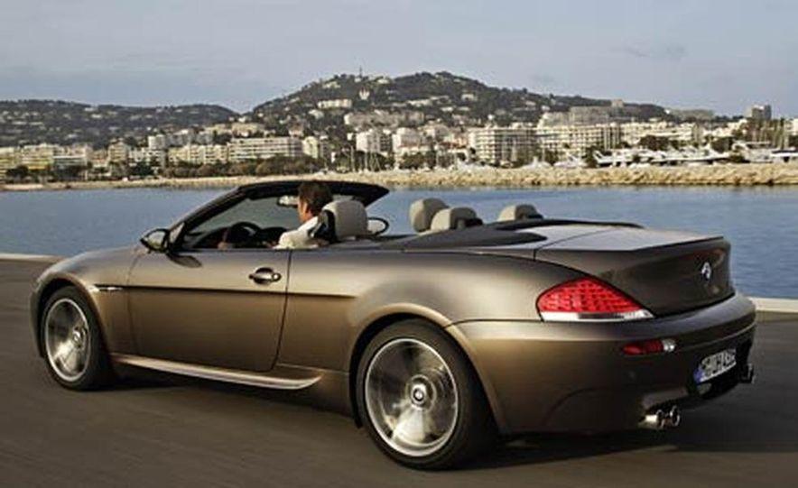 2008 BMW M6 Cabriolet - Slide 7