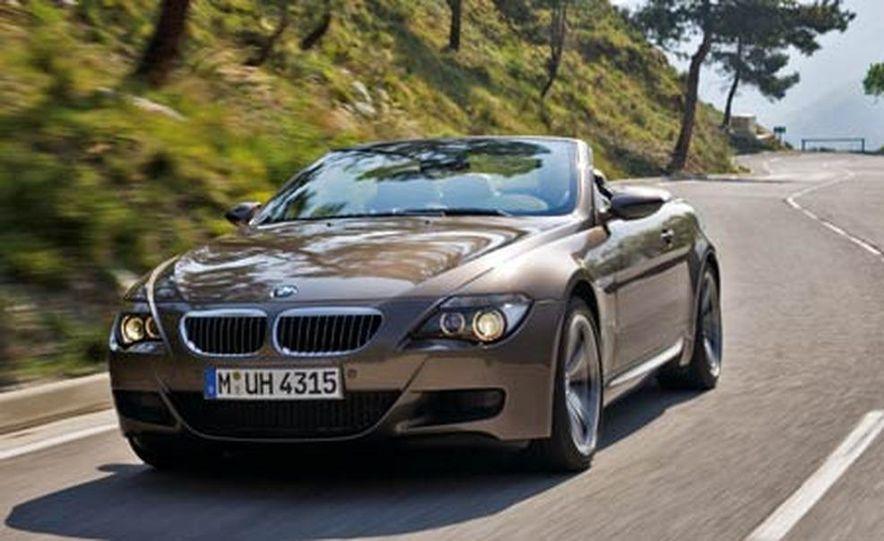 2008 BMW M6 Cabriolet - Slide 8