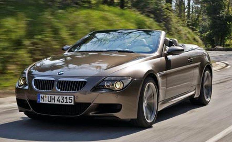 2008 BMW M6 Cabriolet - Slide 9