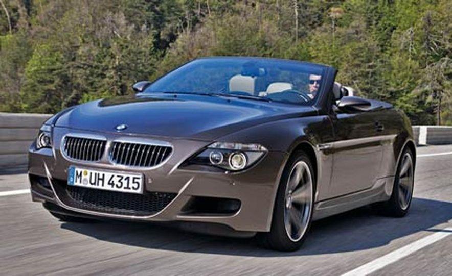2008 BMW M6 Cabriolet - Slide 10