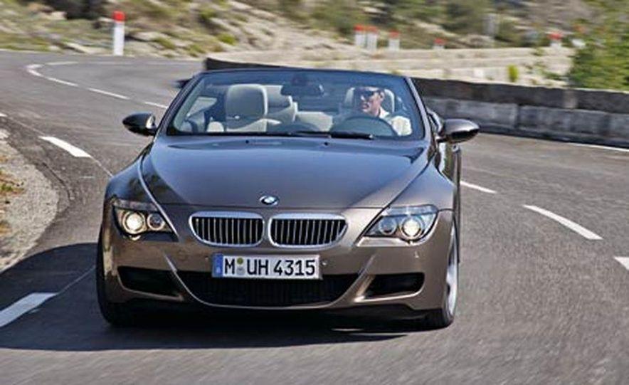 2008 BMW M6 Cabriolet - Slide 11
