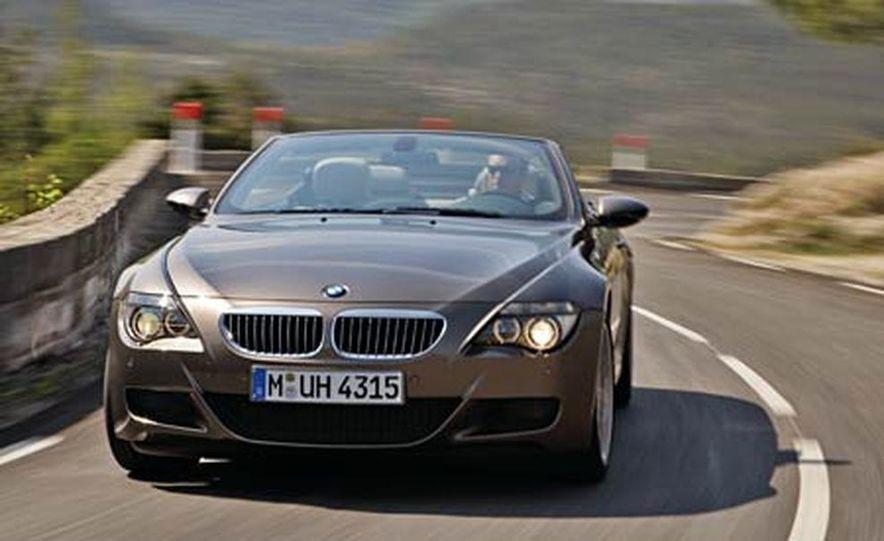 2008 BMW M6 Cabriolet - Slide 12
