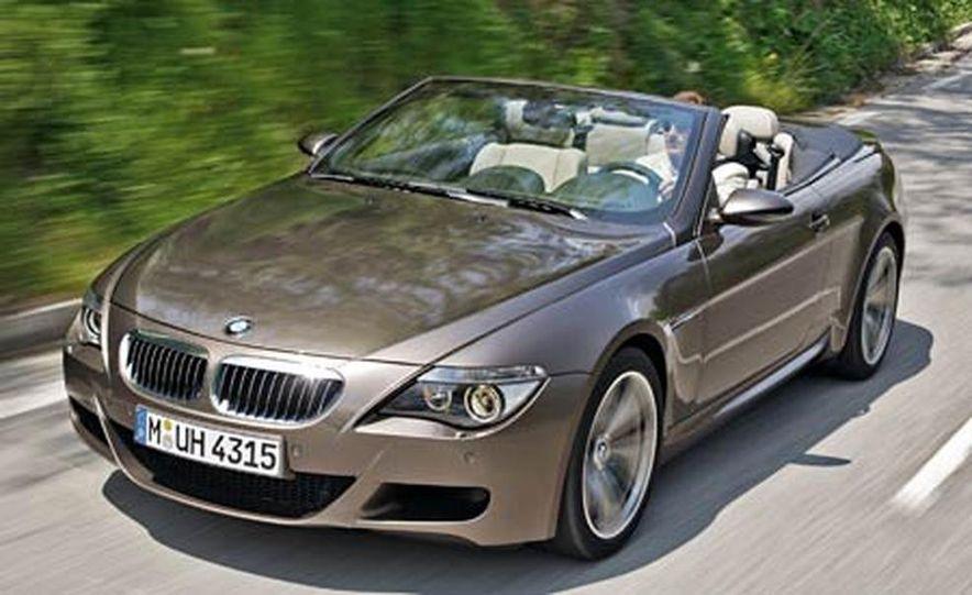 2008 BMW M6 Cabriolet - Slide 14
