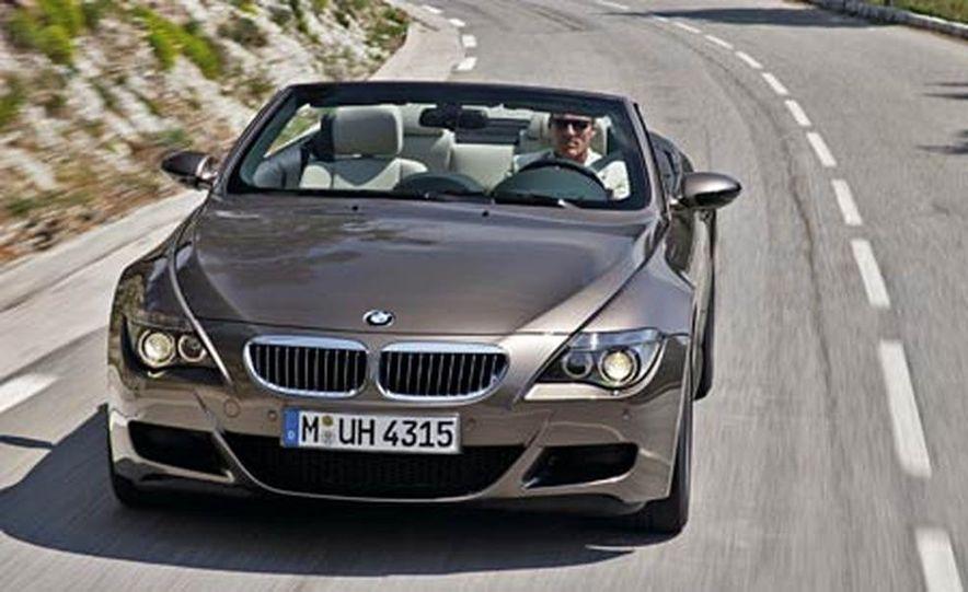 2008 BMW M6 Cabriolet - Slide 15