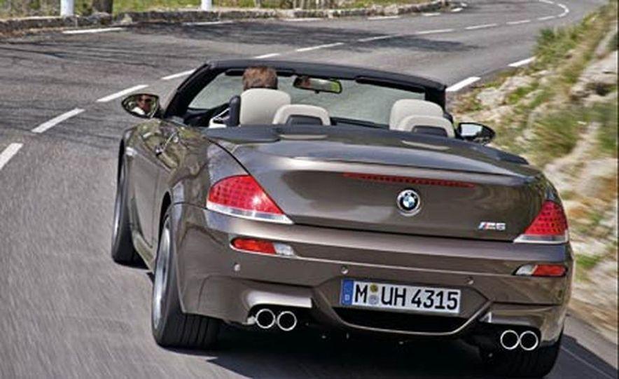 2008 BMW M6 Cabriolet - Slide 16