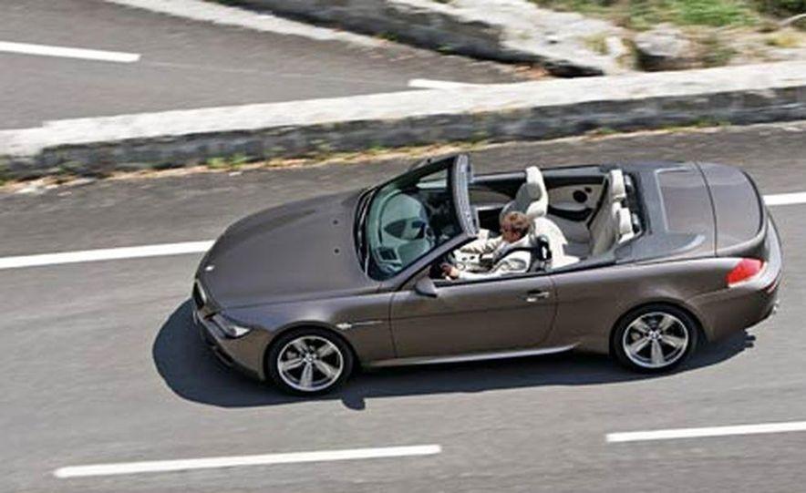 2008 BMW M6 Cabriolet - Slide 17