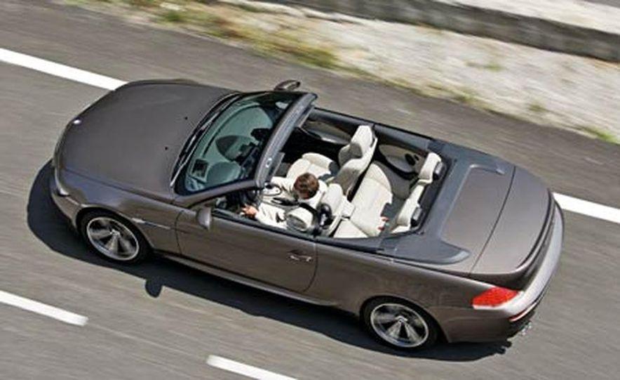 2008 BMW M6 Cabriolet - Slide 18