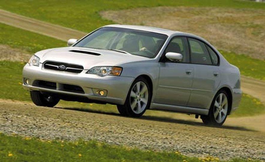 2007 Subaru Legacy - Slide 1