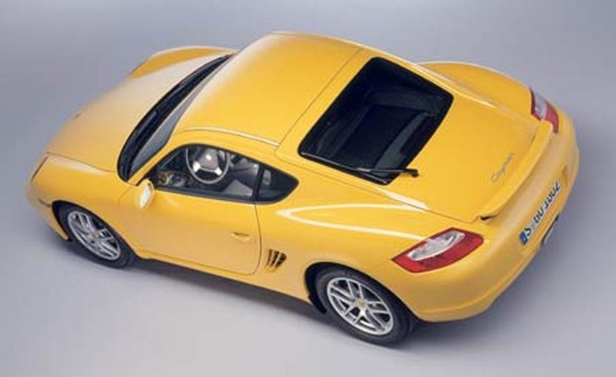 2007 Porsche Cayman - Slide 6