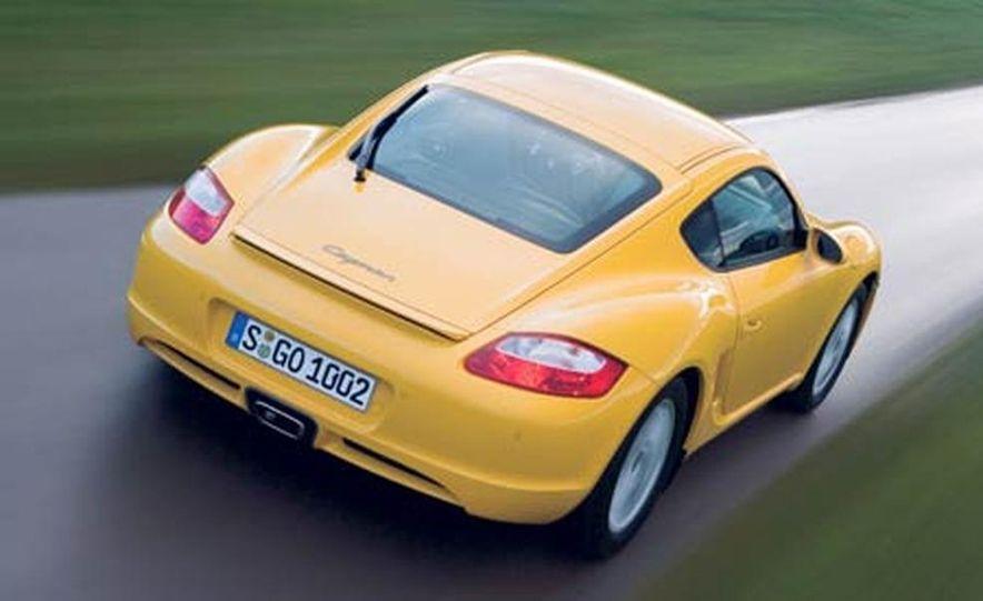 2007 Porsche Cayman - Slide 8