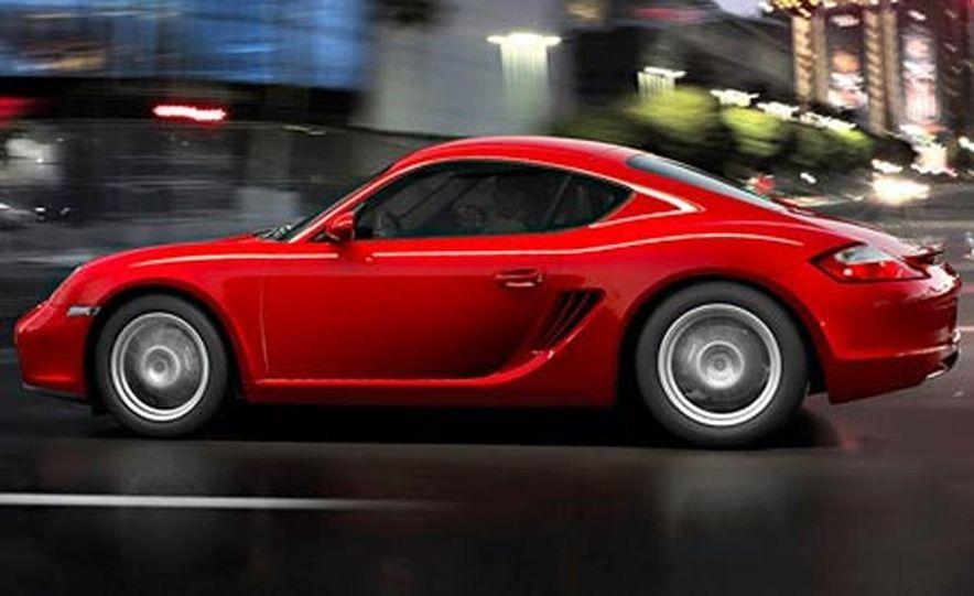 2007 Porsche Cayman - Slide 3