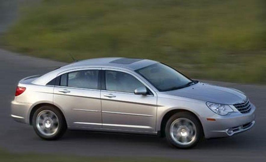2007 Chrysler Sebring - Slide 7