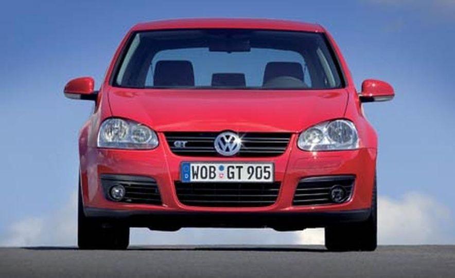 2006 Volkswagen Golf GT Mini Test - Slide 3