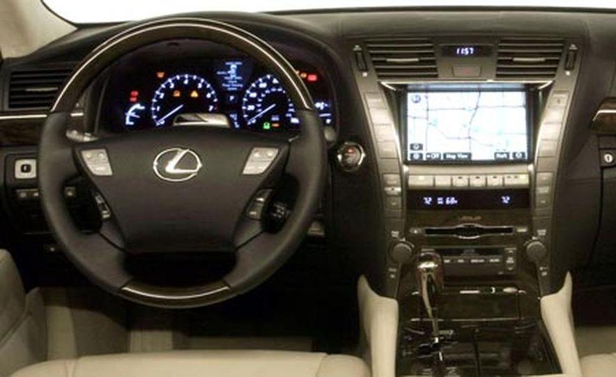 2008 Lexus LS600hL - Slide 2