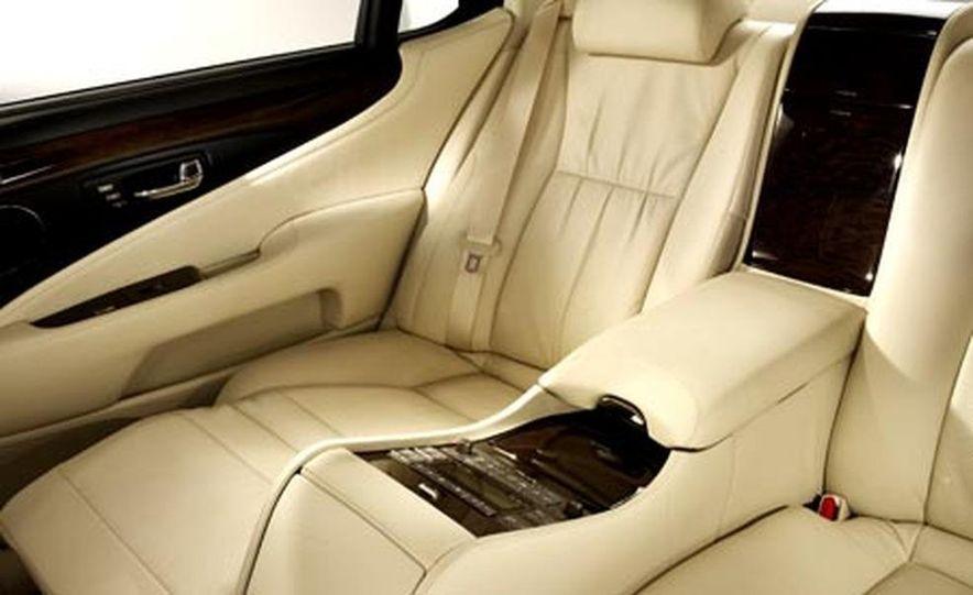 2008 Lexus LS600hL - Slide 3