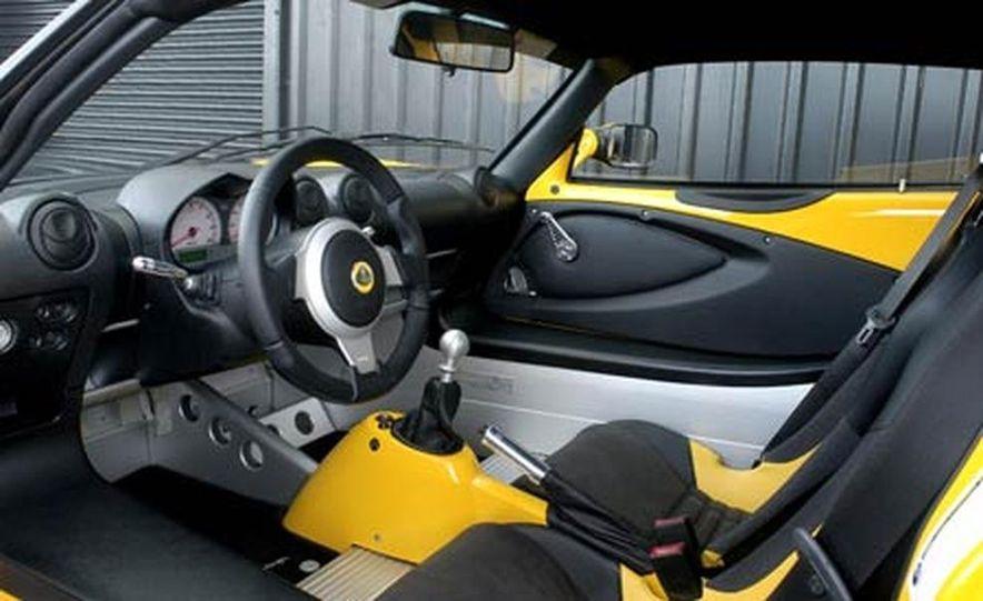 Lotus Sport Elise - Slide 4
