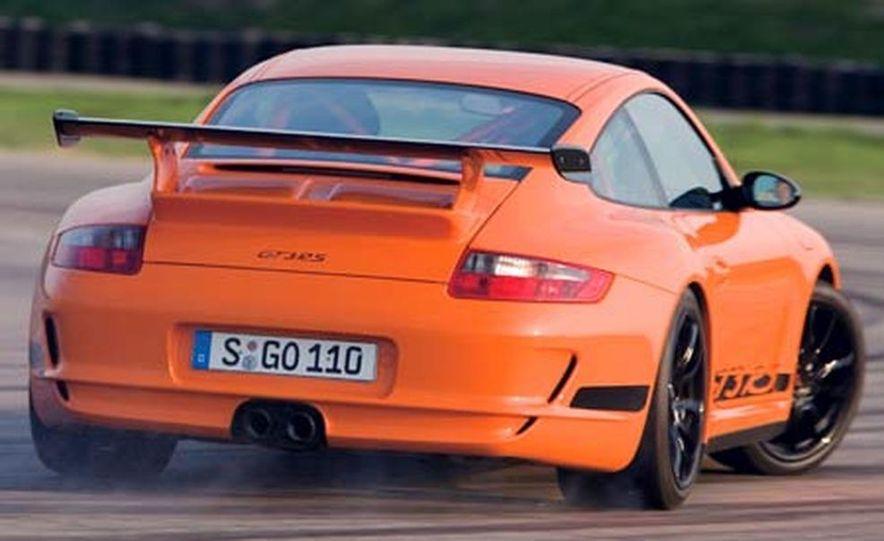 2007 Porsche 911 997 GT3 RS - Slide 1