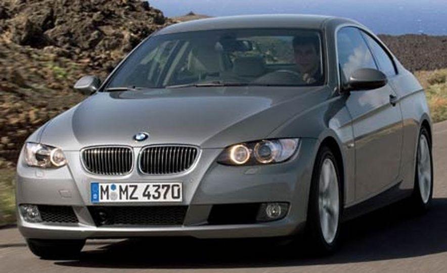 2007 BMW 335i and 328i Coupe - Slide 1