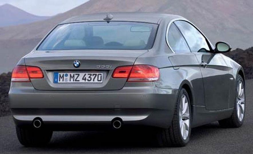 2007 BMW 335i and 328i Coupe - Slide 2