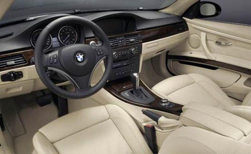 2007 BMW 335i and 328i Coupe - Slide 3