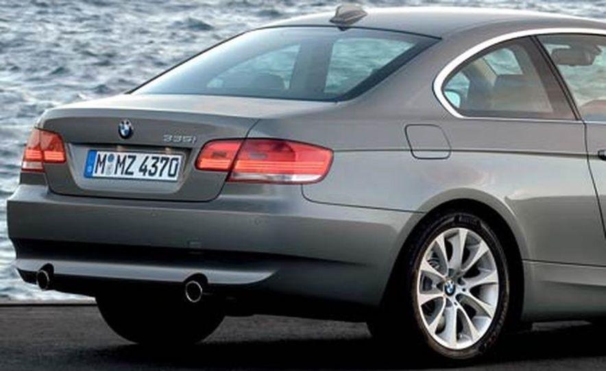 2007 BMW 335i and 328i Coupe - Slide 5