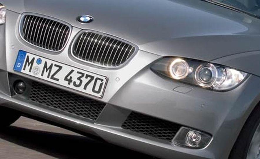 2007 BMW 335i and 328i Coupe - Slide 6