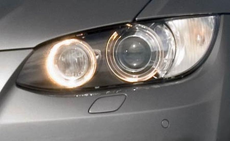 2007 BMW 335i and 328i Coupe - Slide 9