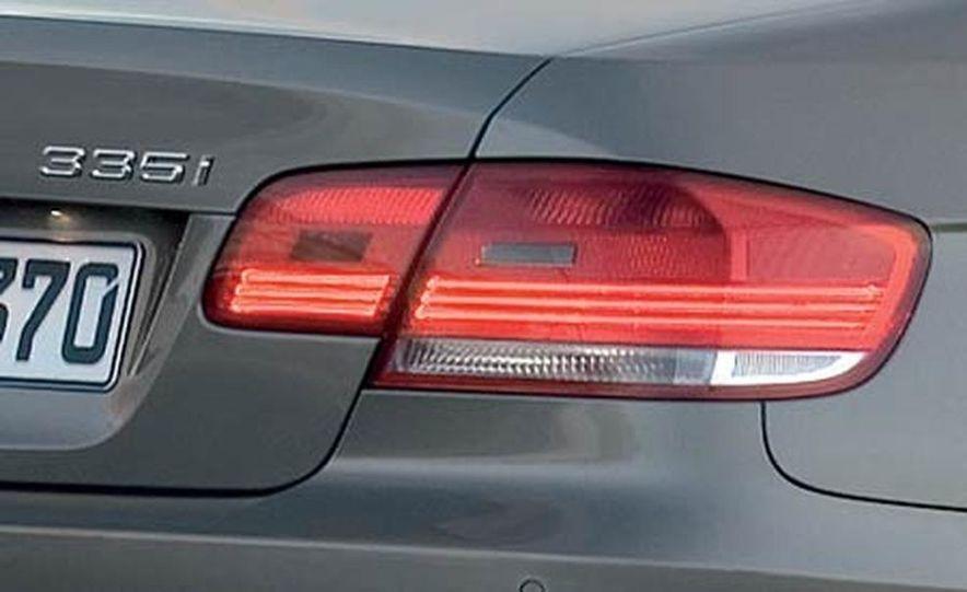 2007 BMW 335i and 328i Coupe - Slide 10