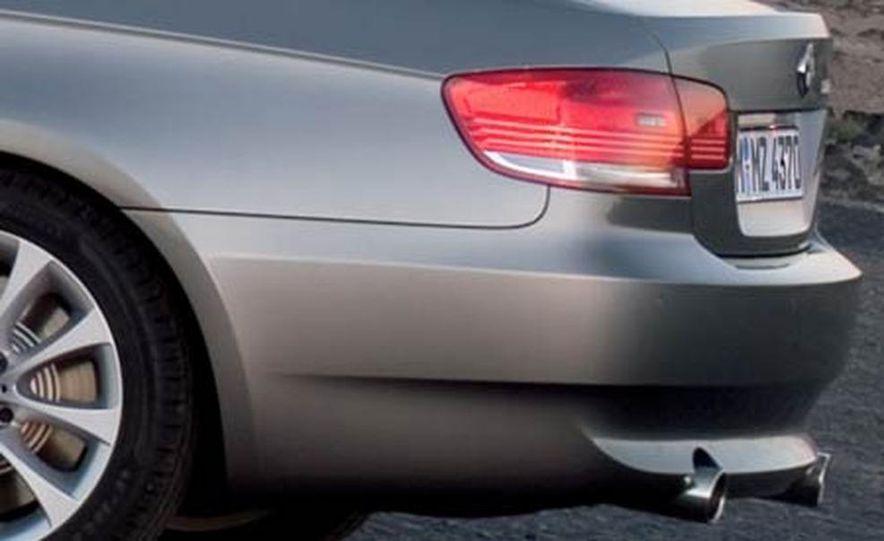 2007 BMW 335i and 328i Coupe - Slide 13