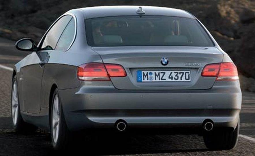 2007 BMW 335i and 328i Coupe - Slide 16