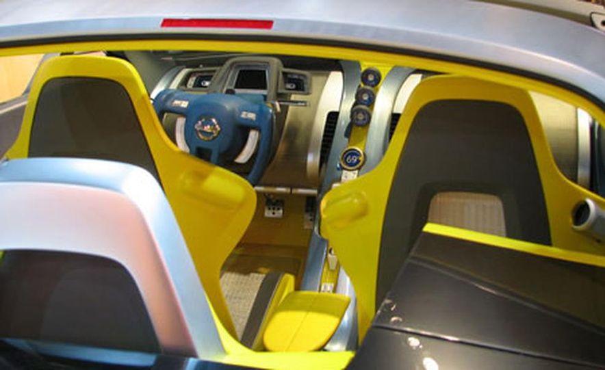 Nissan Urge Concept - Slide 15