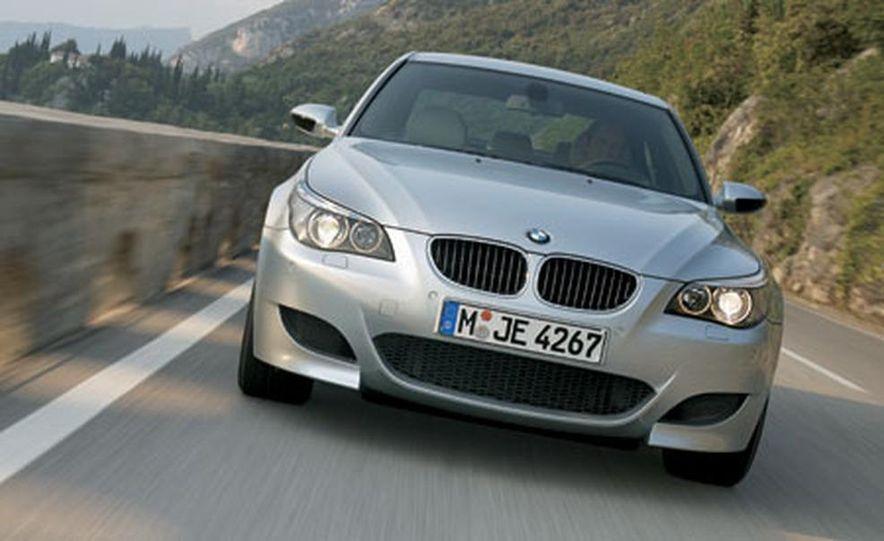 All-New BMW M5 - Slide 1